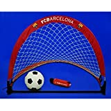 New Official Football Team Mini Indoor Skills Goal Set (Various Teams to choose from!) All Goals come in Official Box! Includes: 2 Foldable Goals, 1 Mini Foam Ball, 1x Pump, 1x Carry Bag and 4x Ground Pegs for outdoors play