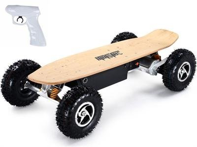 MotoTec MT-SKT-1600 Dirt Electric Skateboard - 1600W (Dirt Board Wheels compare prices)
