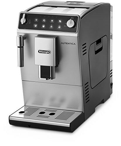 DeLonghi ETAM 29.510.SB Autentica Kaffeevollautomat (Dampfdüse) silber/schwarz thumbnail
