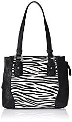 Lavie Womens Handbag (Black)