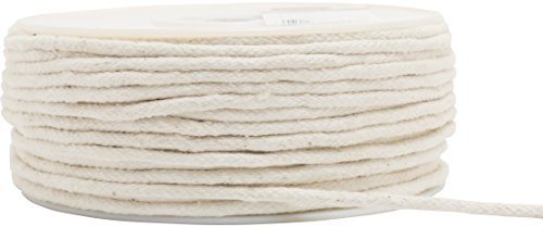 Wrights 183 9000-29A Cotton Piping, 50-Yard, 6/32 inches Natural