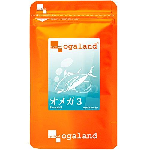 オメガ3ーDHA&EPA&αーリノレン酸サプリ