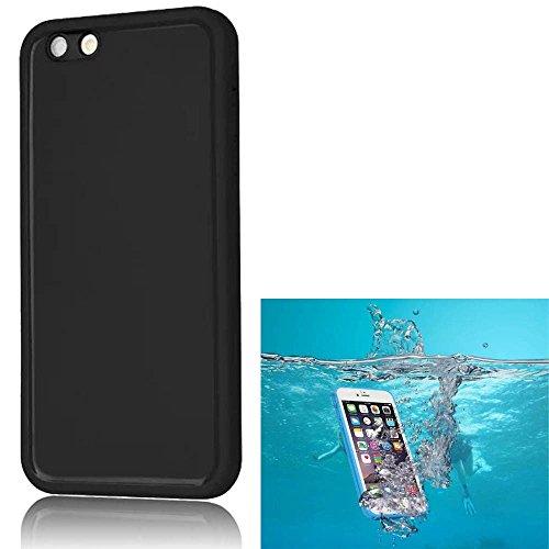 Coque Imperméable pour iPhone 6/6S, Sunroyal® Etui Housse Étanche Waterproof Anti-choc Portable de Protection Robuste pour Apple iPhone 6S/ iPhone 6 - Noir