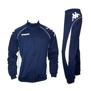 Kappa Galatina Trainingsanzug für Kinder, Farbe:dunkelblau;Bitte Größe wählen:152