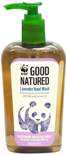 WWF Good Natured Lavender Hand Wash 300ml