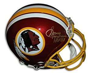 Sonny Jurgensen signed Washington Redskins Full Size Proline Helmet HOF 83 by Athlon Sports Collectibles