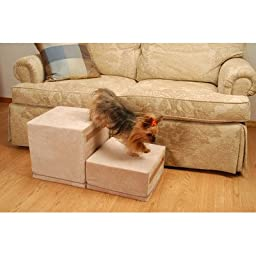 Cover for 2-Step Pet Stairs Finish: Oyster