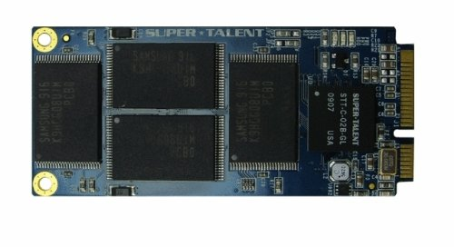 Super Talent 32GB Mini PCIe MLC SATA Solid State Drive
