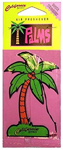 california-scents-ho-1212-mc-shasta-strawberry-palms-hang-outsr-car-air-freshener