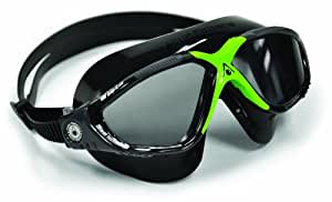 Aqua Sphere Vista Tinted Lens Goggle - Black/Green