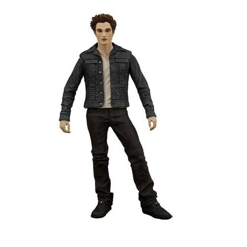 NECA Twilight Eclipse Movie Series 1 Action Figure Edward Cullen - 1
