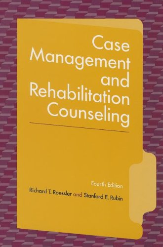 Case Management And Rehabilitation Counseling: Procedures...