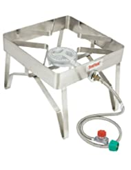 Bayou Classic 1114 Single Burner Square Patio Stove by