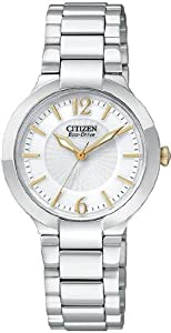 Women Watch Citizen EP5984-52A Firenza Stainless Steel Firenza Eco-Drive Silver