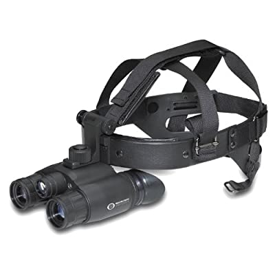 Night Owl Tactical Series G1 Night Vision Binocular Goggles (1x) by Night Owl Optics :: Night Vision :: Night Vision Online :: Infrared Night Vision :: Night Vision Goggles :: Night Vision Scope