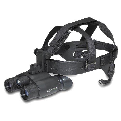 Night Owl Tactical Series G1 Night Vision Binocular Goggles (1x)