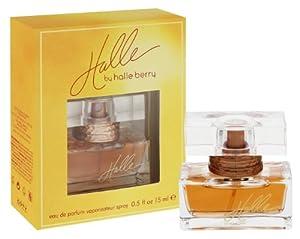 """2 x Halle Berry Eau de Parfum EDP """"Halle""""15ml, Damenduft, DIE GESCHENKIDEE!!!"""