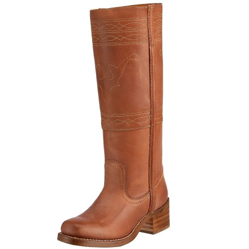 Frye Women's Campus St.Horse 15 Boot Saddle 77370SDL9 7 UK D