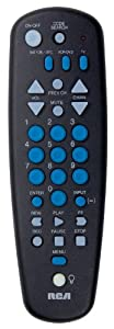 RCA SystemLink 3 Device Universal Remote (RCU 300)