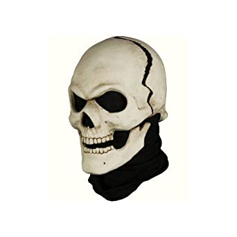 Fractured Skull Mask Adult Accessory