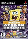 Nicktoons: Attack of the Toybots - PS2