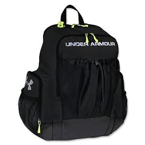 Amazon.com : Under Armour Striker Backpack BLACK
