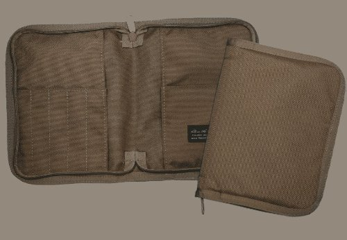 Ring Binder Cvr, Cordura, 5-5/8x7-1/2, Tan (Binder Cover compare prices)