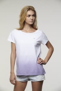 L!VE Short Sleeve Crewneck Dip Dye T-Shirt