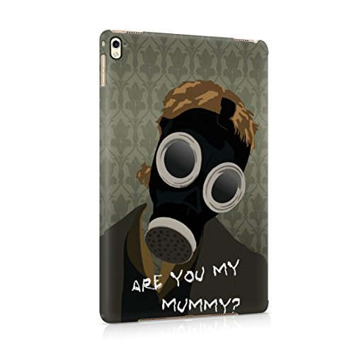 Doctor Who The Empty Child Are You My Mummy Apple iPad Pro 9.7 Hard Plastic Case Cover