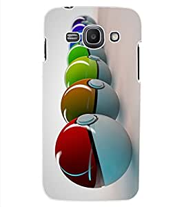 ColourCraft Colourful Balls Design Back Case Cover for SAMSUNG GALAXY ACE 3 LTE S727