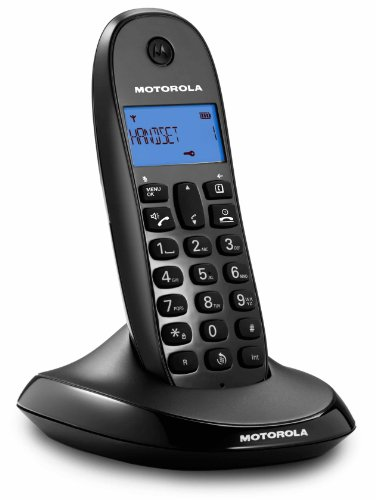 Motorola C1201 Digital Cordless Telephone images