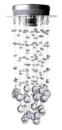 Lux.Pro Kristall-Deckenleuchte Lüster Deckenleuchte Hängeleuchte Kronleuchter