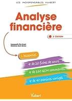Analyse financière - Fiches de cours - QCM Commentés - Exercices corrigés