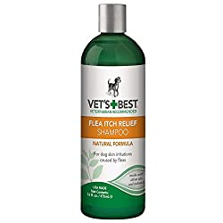 Vet's Best Flea Itch Relief Shampoo, 16 oz