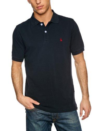 Musto Pederson Plain Men's T-Shirt Navy Small