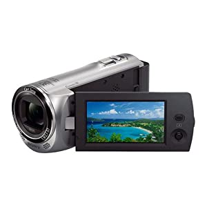 Sony HDr-cx220/s High Definition Handycam Camcorder With 2.7-inch Lcd Silver