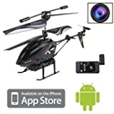 WL Toys 3.5CH RC Remote Control Helicopter with Camera Gyro 3.5 Channel S215 For iPhone / iPod Touch / iPad and Android