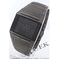 [ユンハンス]JUNGHANS 腕時計 メガ 1000 チタン デジタル クロノグラフ ブラック メンズ 026/2800.44 [並行輸入品]