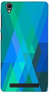 Phone Decor AM021INTEXAQUA Back Cover for Intex Aqua Power Plus (Multicolor)
