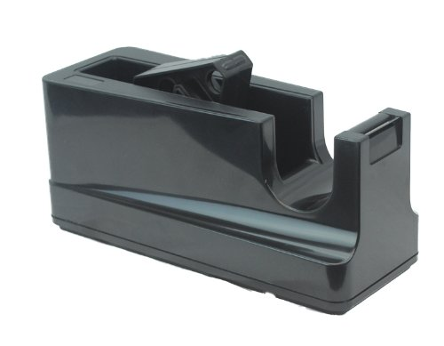 Tach-It B25 Black Desk Top Tape Dispenser