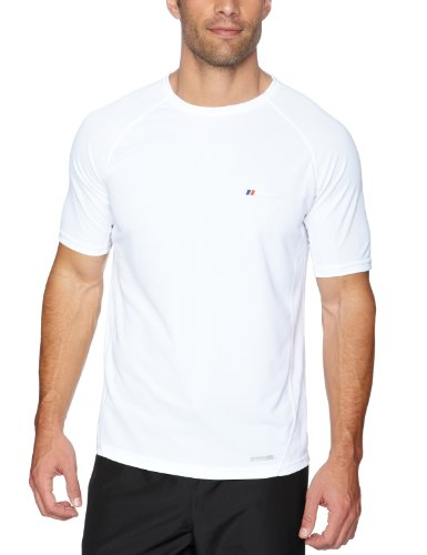 Berghaus Men's Relaxed Short Sleeve Baselayer
