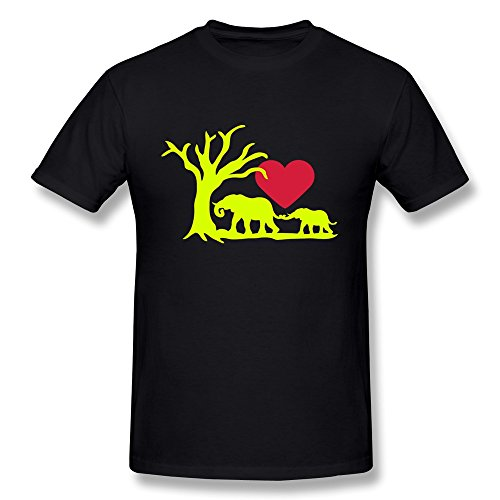 Elephants Man Fitted Rock Tee - Ultra Cotton front-979660