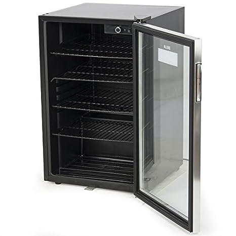Della Beverage Cooler Refrigerator Digital