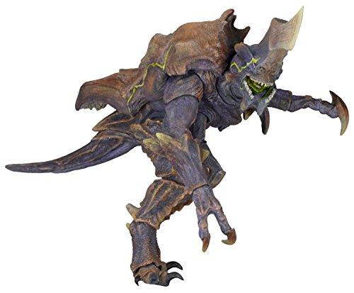 "NECA Pacific Rim Scale Ultra Deluxe Kaiju Hardship Figure, 7"""