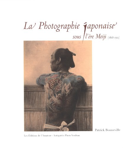 La photographie japonaise sous l 39 re meiji for La photographie