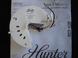 amazon com hunter fan remote receiver replacement