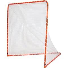 Champion Sports Foldable Backyard Lacrosse Goal (Orange) by Champion Sports