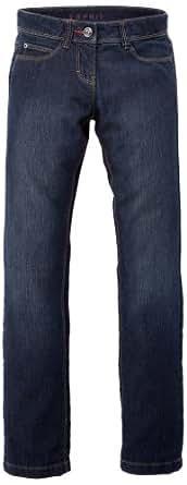 Esprit - jean - fille, Bleu (Superdark Denim),   11 ans (146 cm)