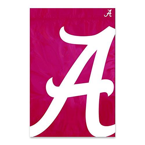 University of Alabama Crimson Tide Polyester Bold Logo Banner Flag 36 X 24