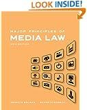 Major Principles of Media Law, 2013 Edition